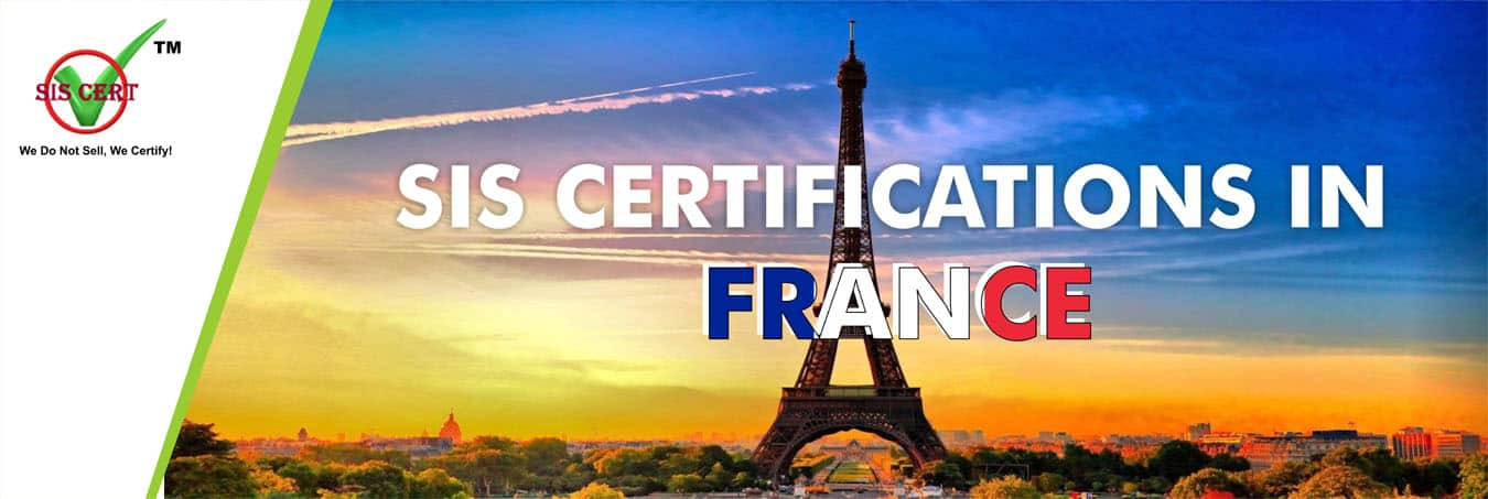 ISO Certification in France