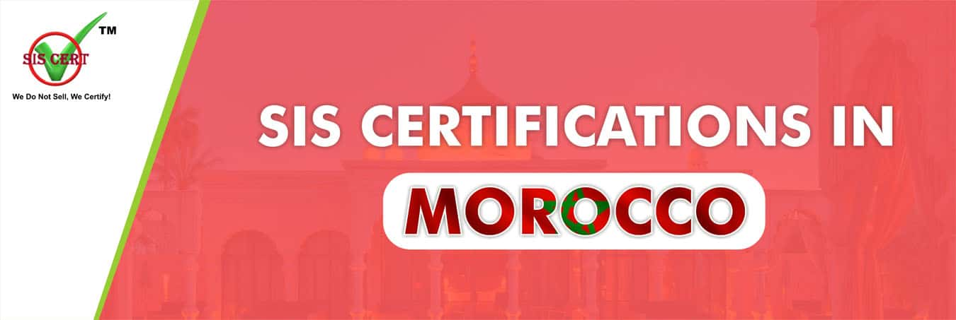 ISO Certification in Morocco