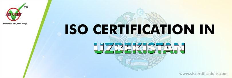 ISO Certification in Uzbekistan