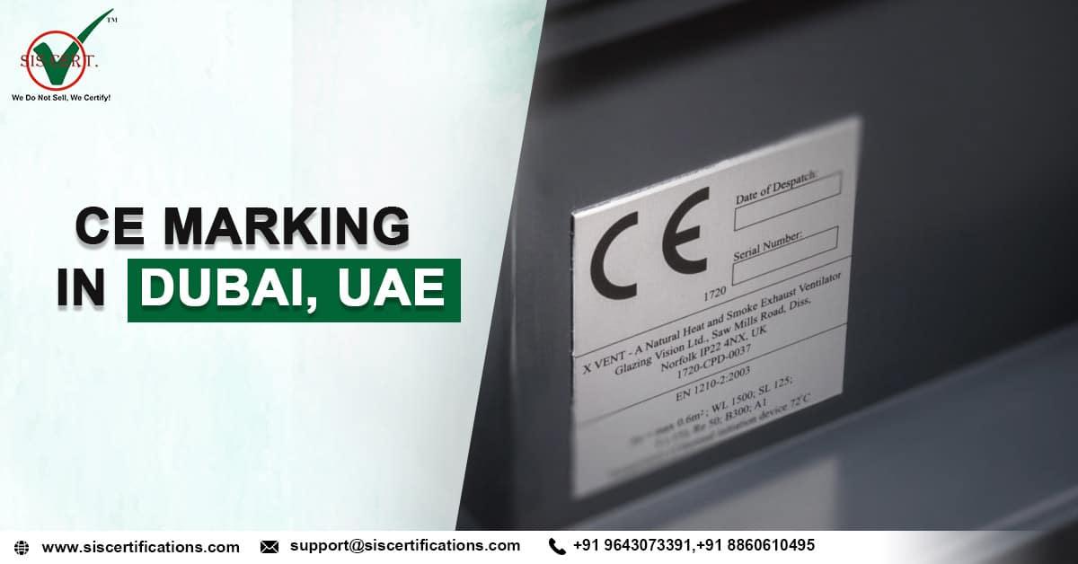 CE Marking in UAE