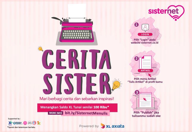 Sisternet - 8 Cara Mudah Posting Artikel di Sisternet! 999824c14a
