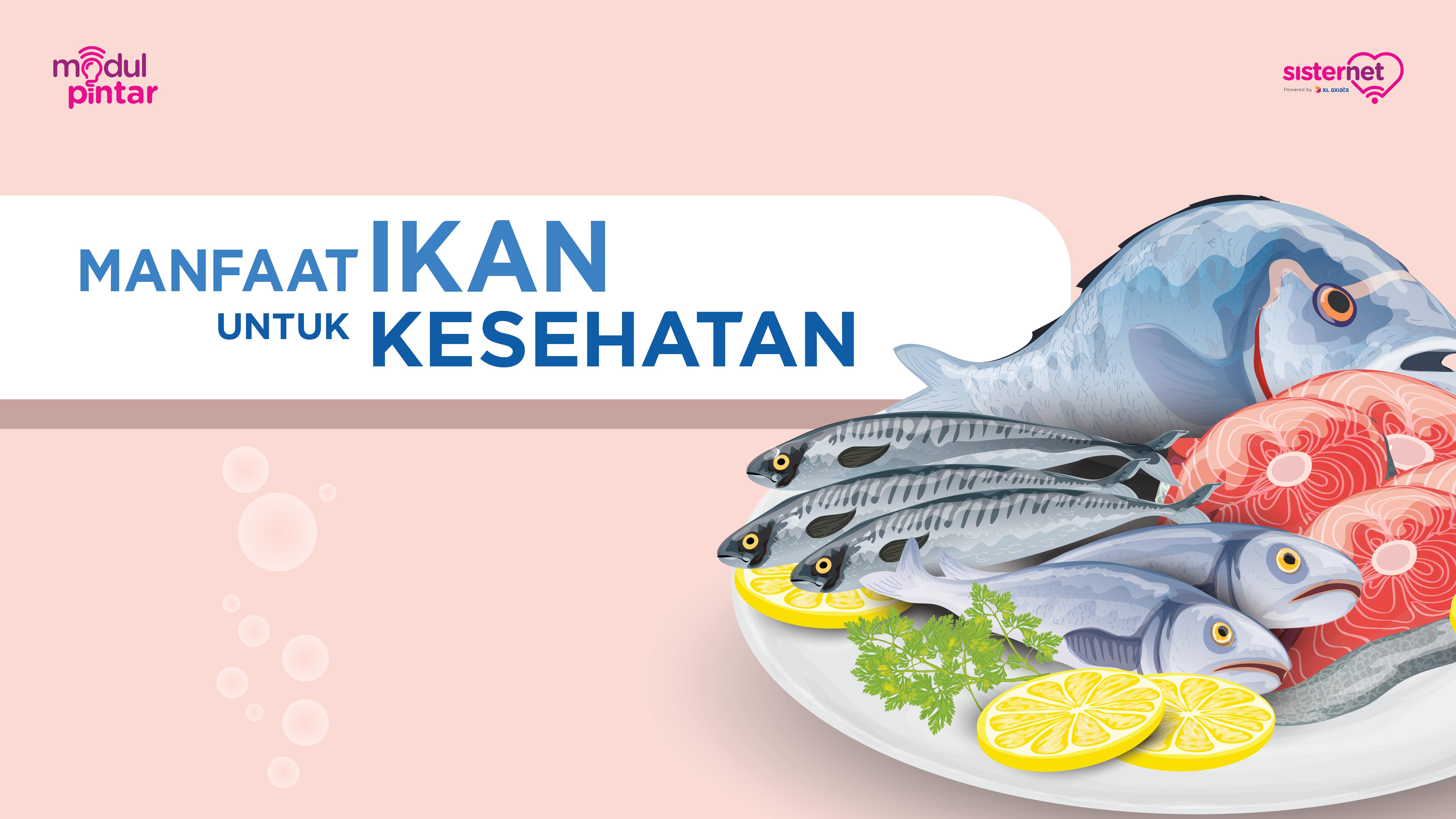 Manfaat Ikan Untuk Kesehatan