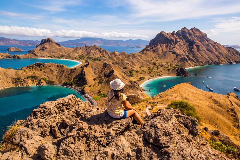 Sisternet 5 Desa Di Indonesia Ini Punya Pemandangan Yang Tak