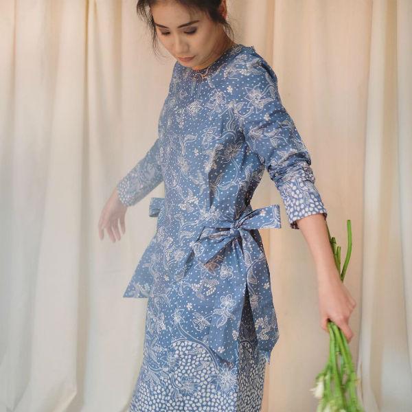 Sisternet 8 Ig Shop Ini Tawarkan Baju Batik Yang Chic Buat