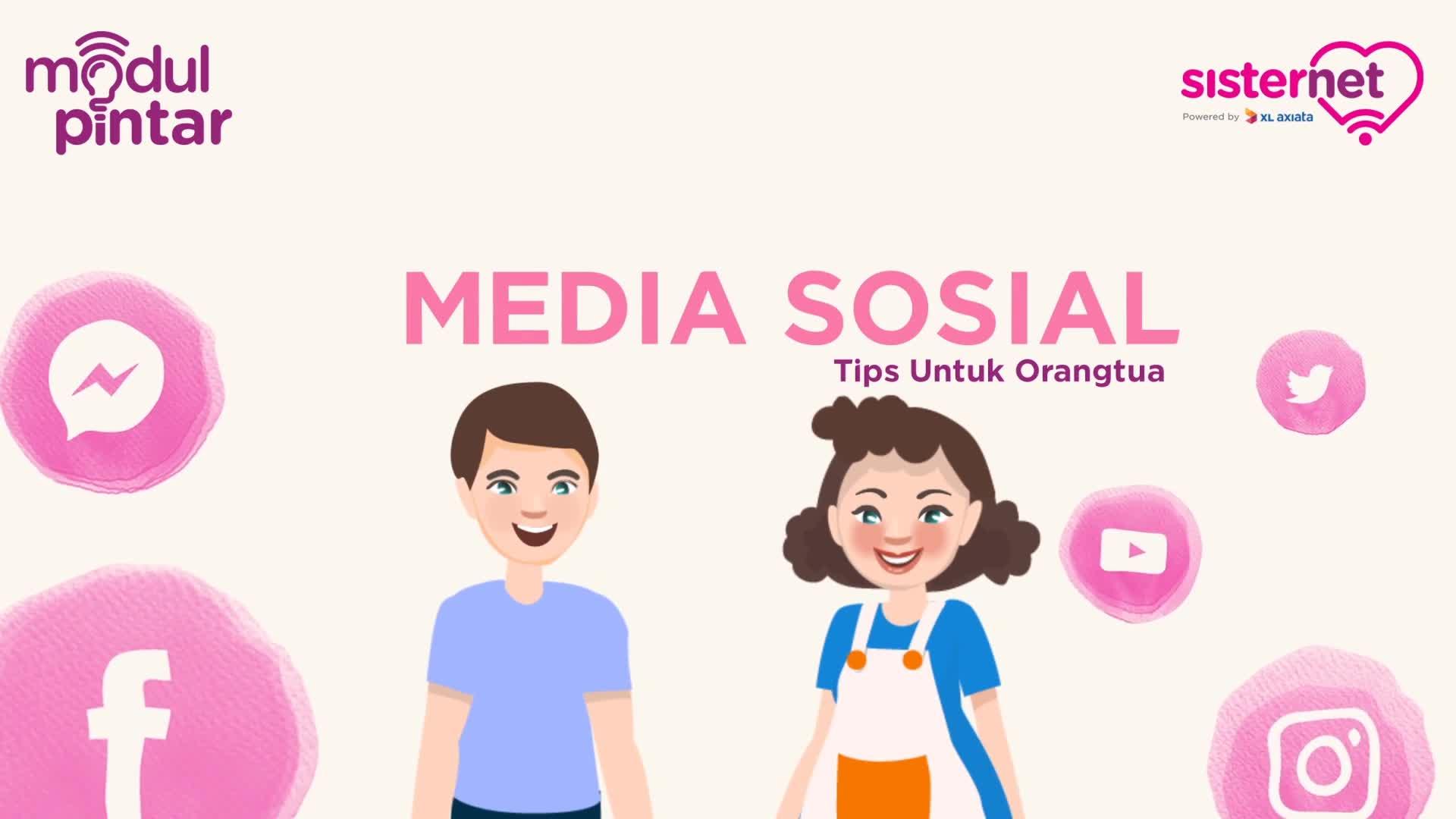 Panduan Penggunaan Media Sosial Untuk Orang tua, Pendidik, dan Anak Remaja