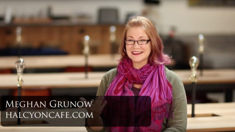 Halcyon Cafe Testimonial - Startup Chronicle Founder's Media Bootcamp - Portland, 2015
