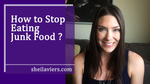 How To Stop Eating Junk Food | 4 Easy Tips