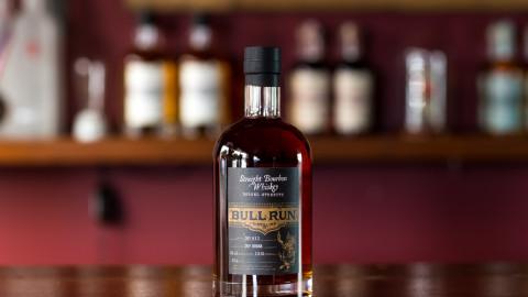 Straight Bourbon Whiskey - Barrel Strength