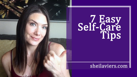 7 Easy Self-Care Tips