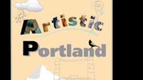 Artistic Portland First Thursday Art Walk