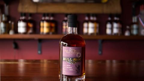 Cask Strength Single Malt Whiskey