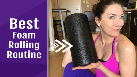 Best Foam Rolling Routine | Self Myofascial Release (SMR) Technique