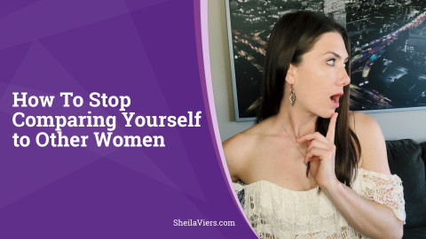 Comparing Yourself to Other Women? Here's How To Stop