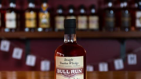 Straight Bourbon Whiskey Chinato Barrel Finished