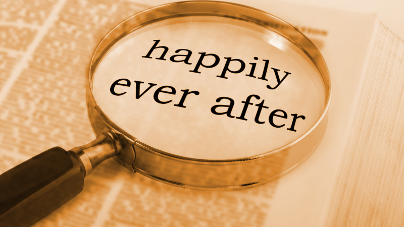The Happily Ever After Myth