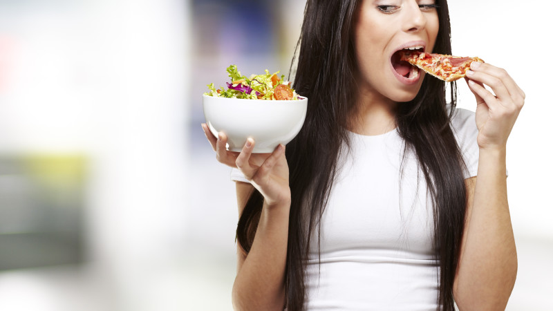 Stop Binge Eating and End Yo-Yo Dieting with These 5 Steps