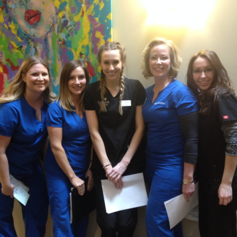 Catalyst Coolsculpting Event March 31, 2016