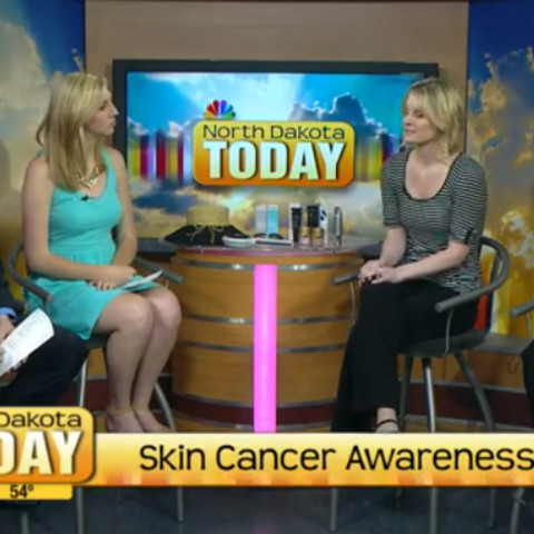 Dermatology Provider Jen Blais on Valley News Live