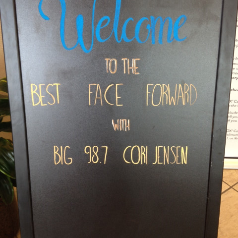Best Face Forward Event With Cori Jensen May 18, 2016