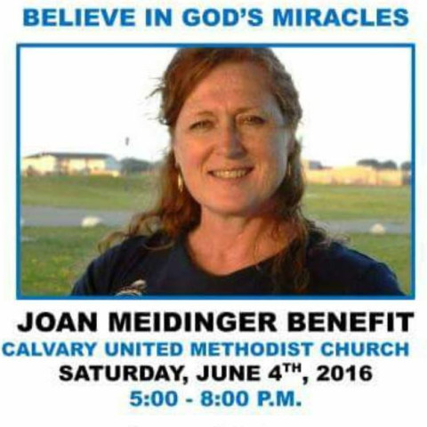 Joan Meidinger Benefit