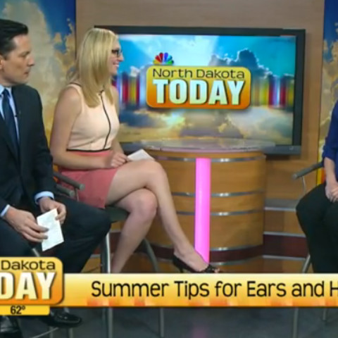 Audiologist Rose Brakke On Valley News Live June 8, 2016