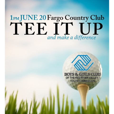 Tee It Up: Boys & Girls Club Of The Red River Valley