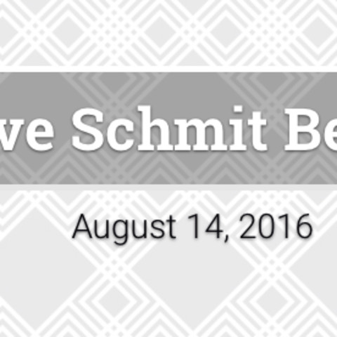 Steve Schmit Benefit August 14, 2016