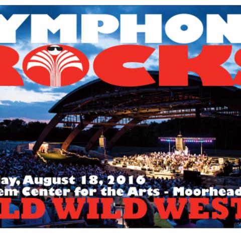 Symphony Rocks! Fargo-Moorhead Symphony Orchestra Event 2016