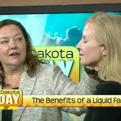 Liquid Facelift Goes Live On North Dakota Today