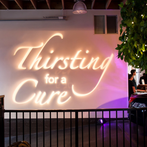 Thirsting for a Cure 2016