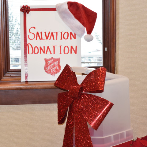 Salvation Army Personal Care Closet: Catalyst In The Community