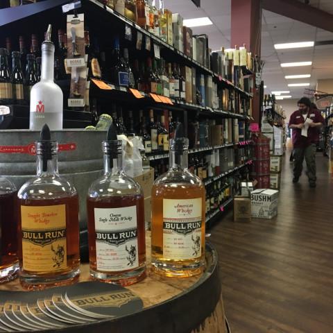 Garden Home Liquor Store Tasting
