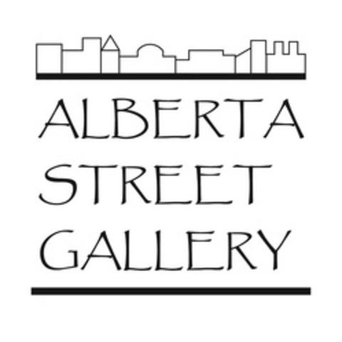Last Thursday at Alberta Street Gallery