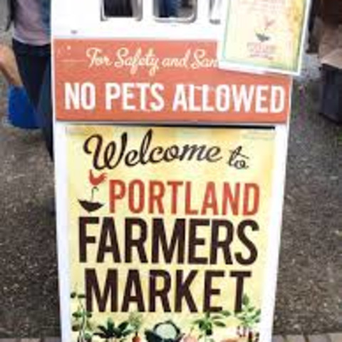 PSU Portland Farmers Market