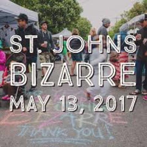 St. Johns Bizarre
