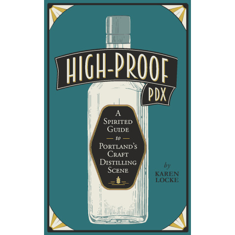 High Proof PDX book launch