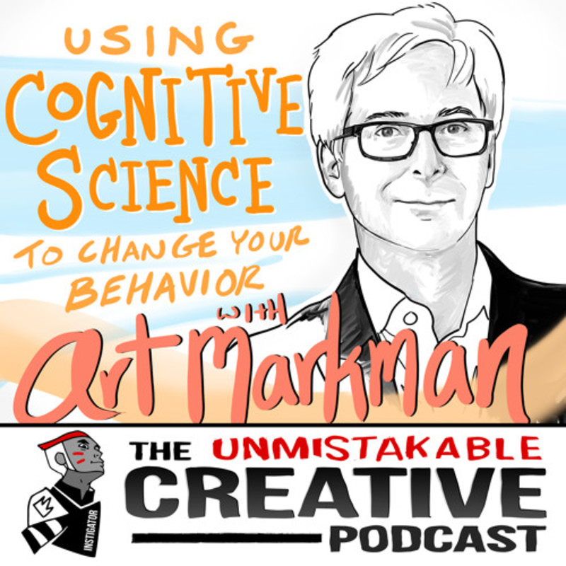 Using Cognitive Science to Change Your Behavior with Art Markman