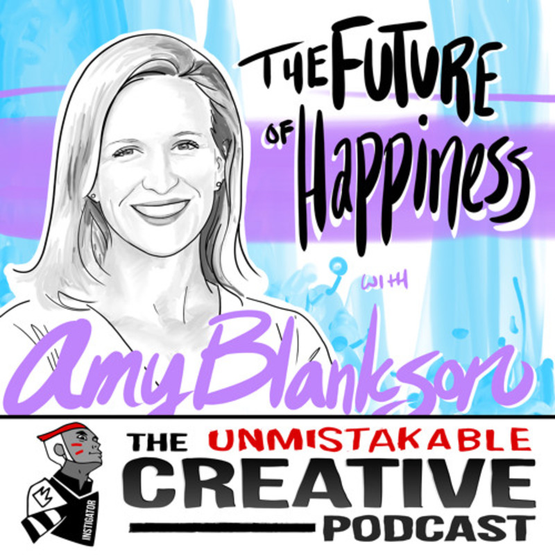 Amy Blankson: The Future of Happiness