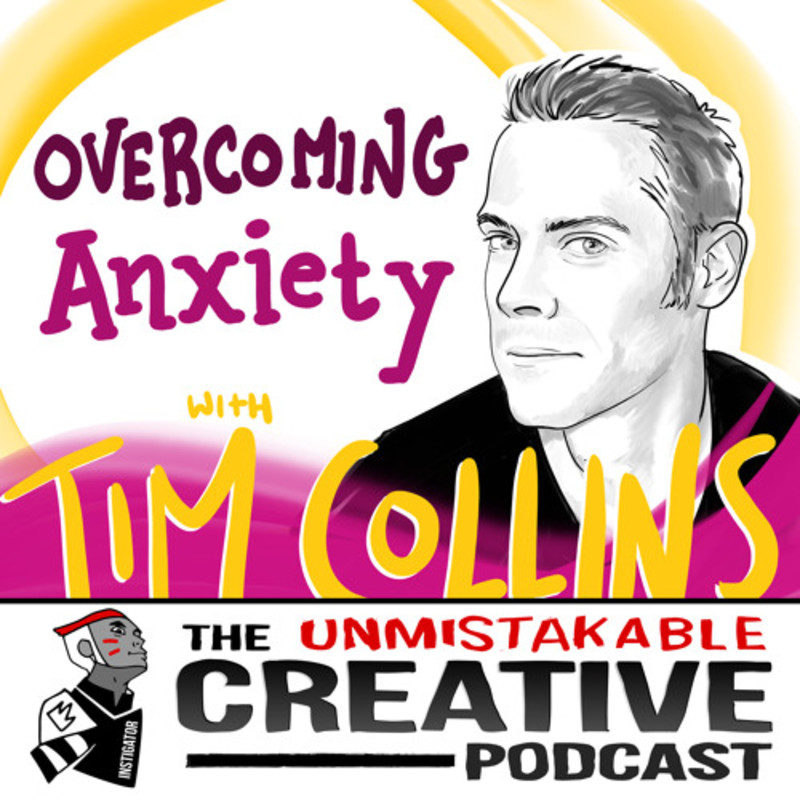 Tim Collins: Overcoming Anxiety