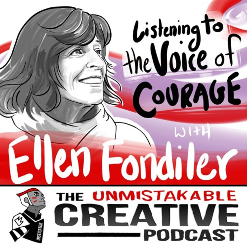 Ellen Fondiler: Listening to the Voice of Courage