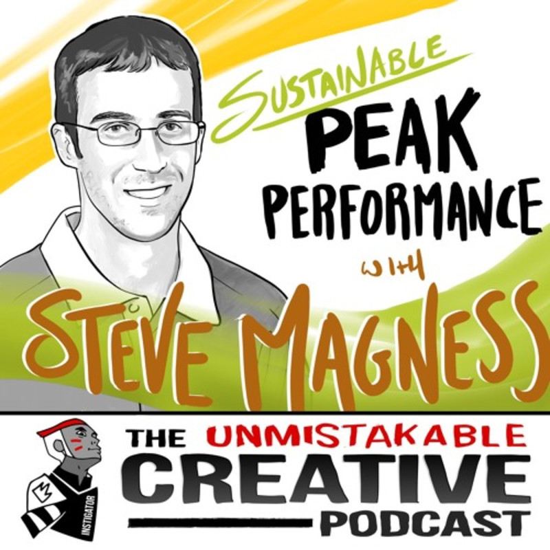 Steve Magness: Sustainable Peak Performance