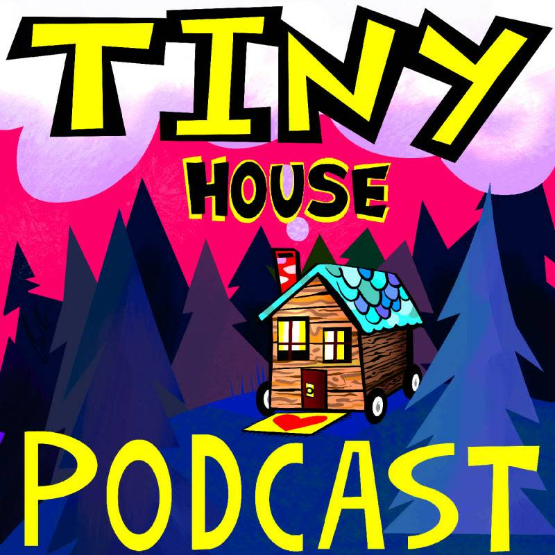 #155 Hydrogen Peroxide Takes the Blood Stains Out With Tiny House Builder Cameron Scott