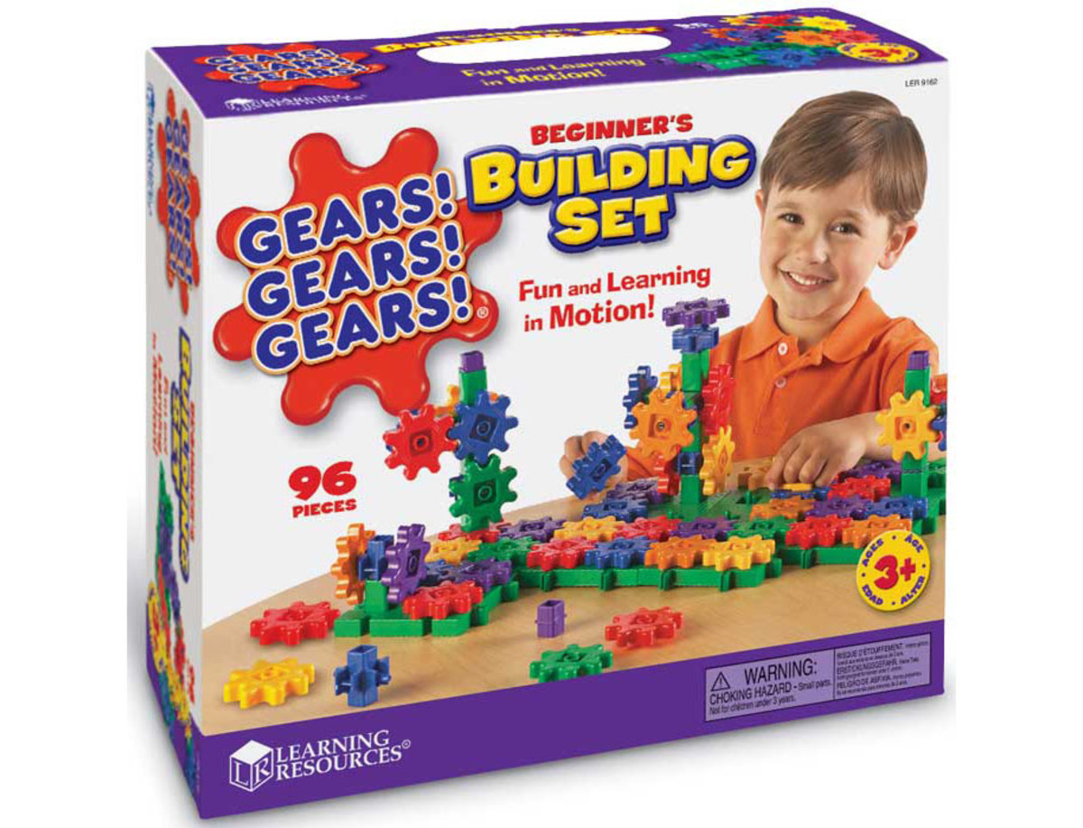 Gears! Gears! Gears! for Pint-Sized Engineers!