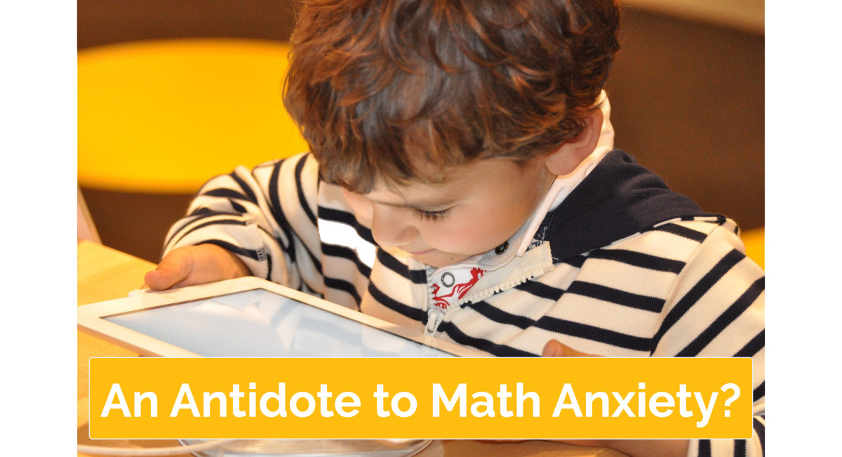 Are Math Apps the Antidote to Math Anxiety?