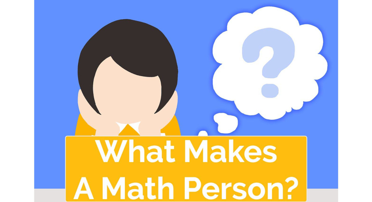 Decoding 'Math People'