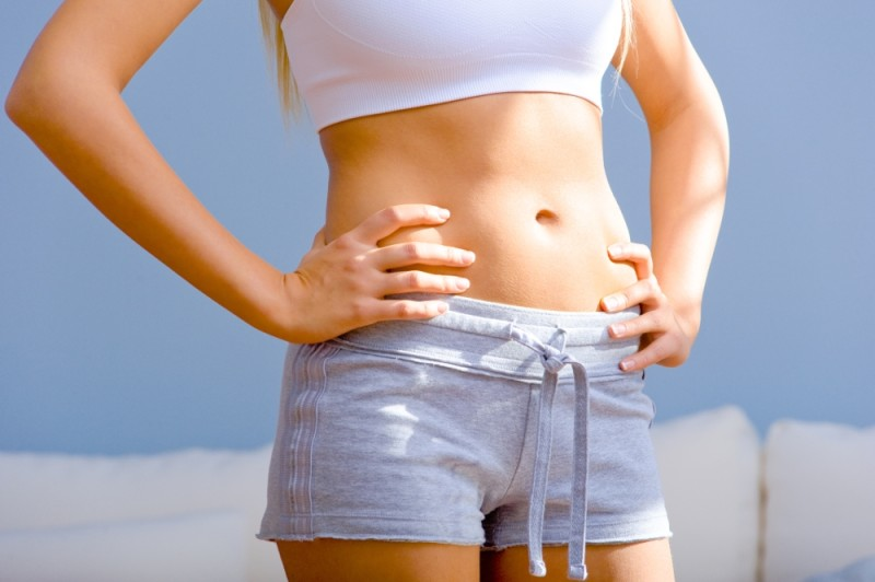 How To Get Rid Of The Muffin Top