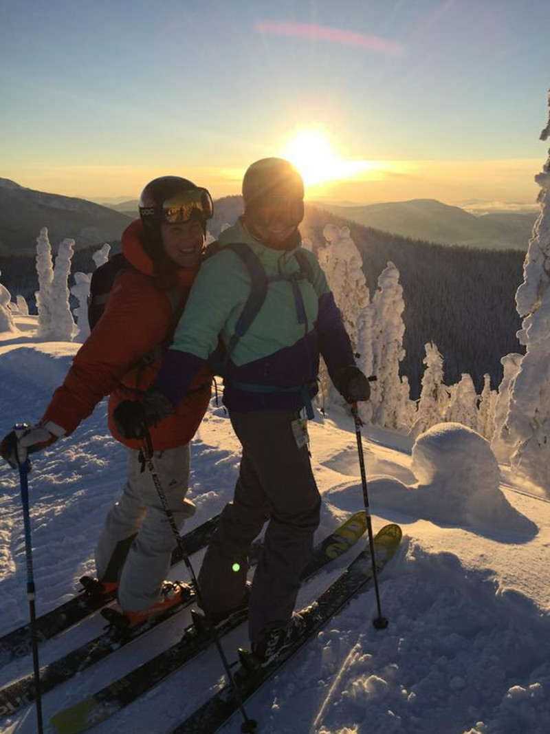 Jordan's Story: Learning to Ski Powder in BC