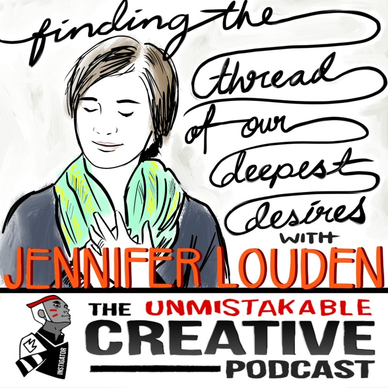 Finding the Thread Of Our Deepest Desire with Jen Louden