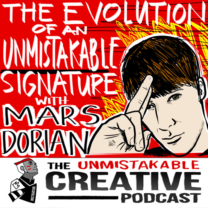 The Evolution of an Unmistakable Signature with Mars Dorian