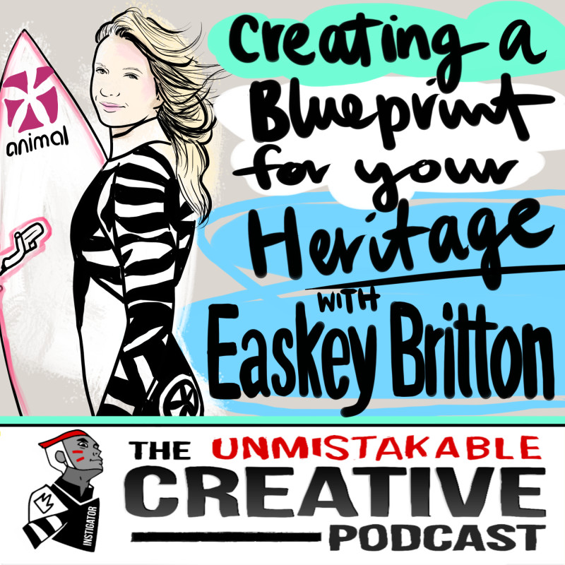 Creating a Blueprint For Your Heritage with Easkey Britton